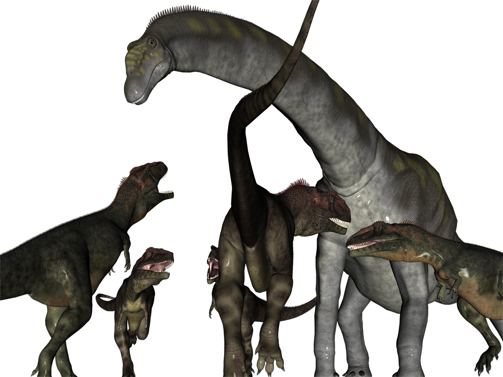 Argentinosaurus and Mapusaurus